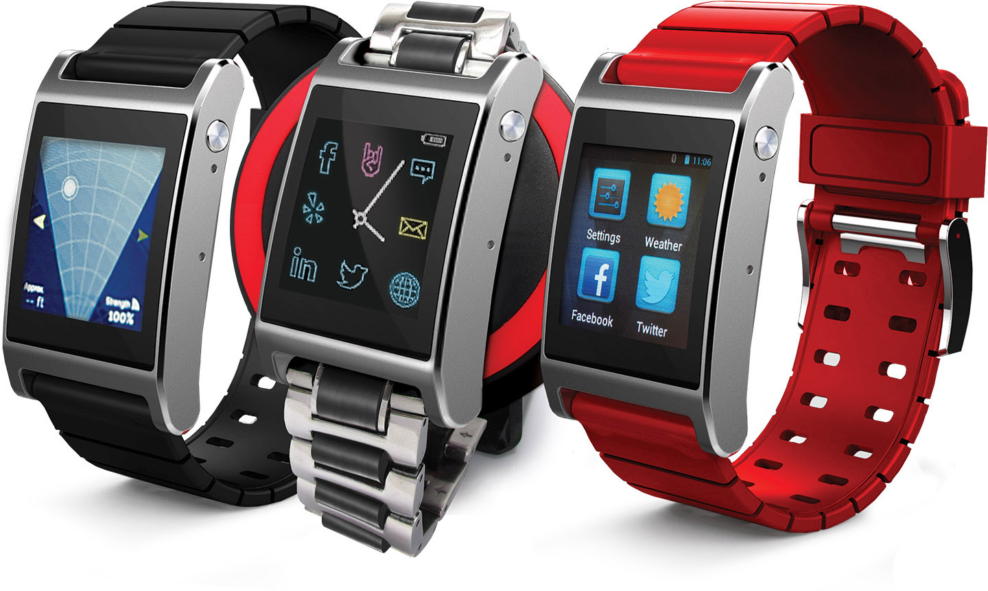By 2016, almost half of wristworn devices will be ...