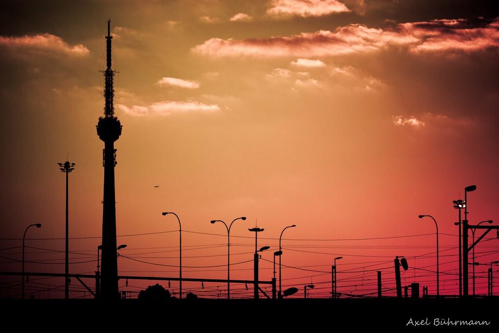 sunset joburg sentech tower 2