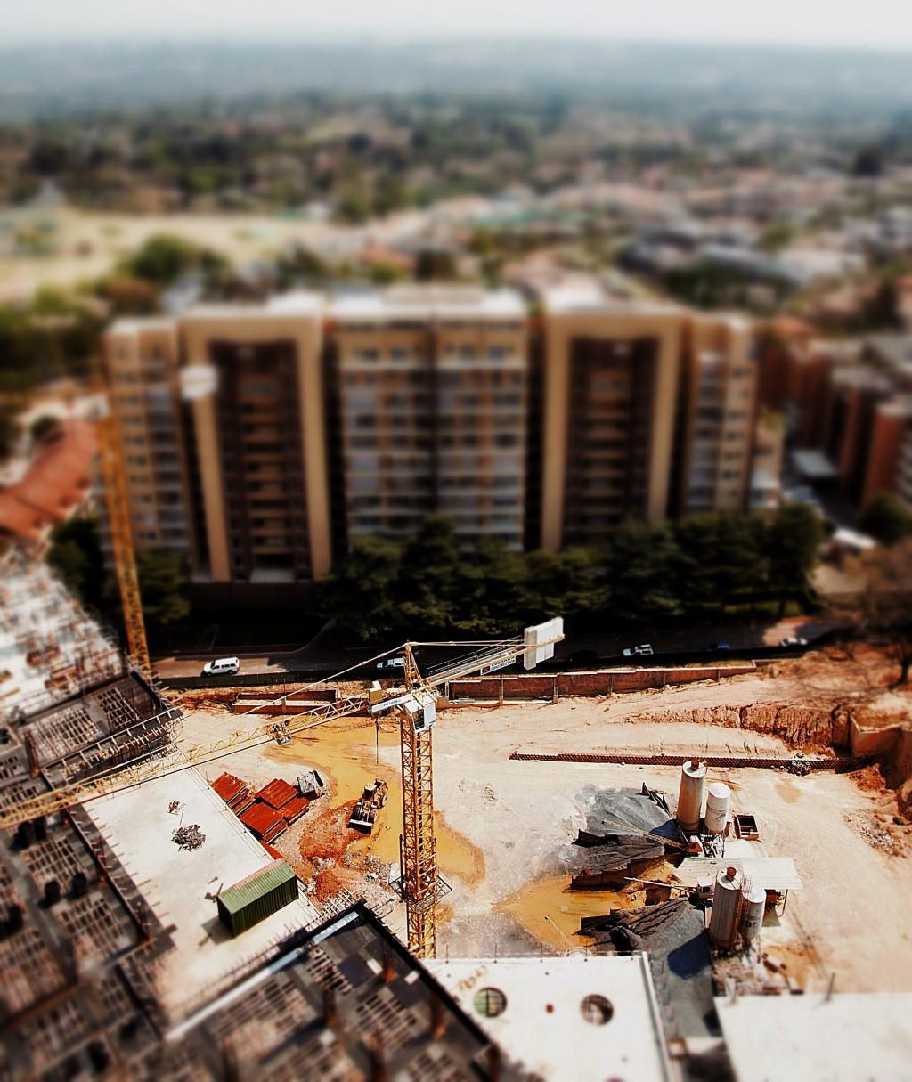 sandton construction