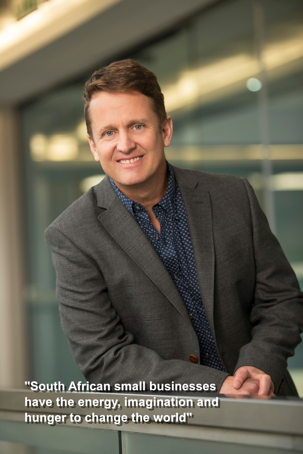 Anton van Heerden - President of Sage International quoted 2
