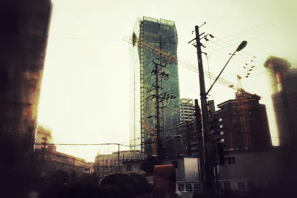 smart city - shanghai