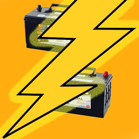 Batteries for hybrid off-grid power: Key questions