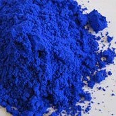 'Serendipity' blue pigment won't fade