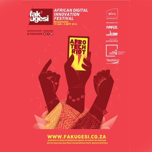 Fak'ugesi 2016: Female voices of digital art