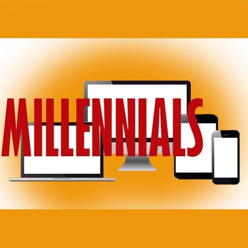 Capturing hearts, minds of Millennials