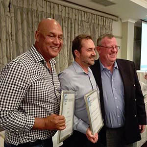 Close call for SME/Consumer Distributor of the Year