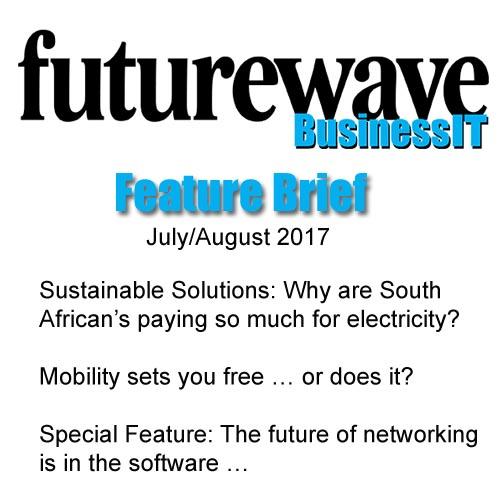 Futurewave BusinessIT brief July/August 2017