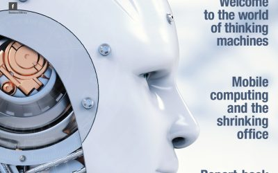 Welcome to the world of thinking machines