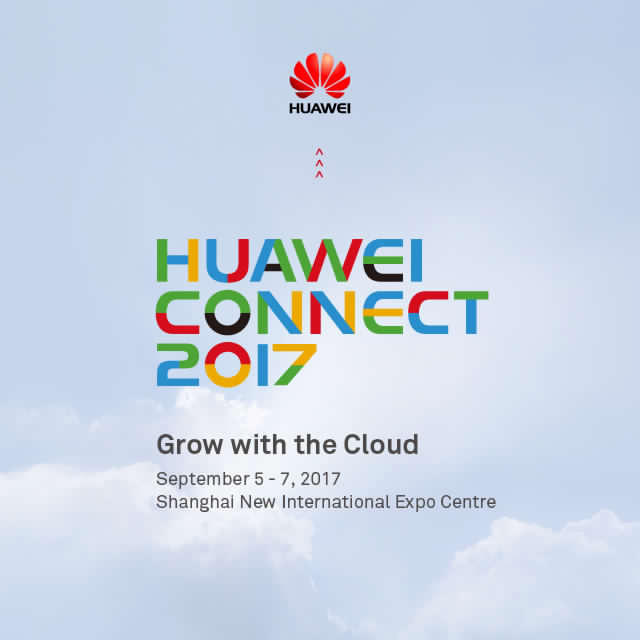 Report back: Huawei Connect 2017, Shanghai