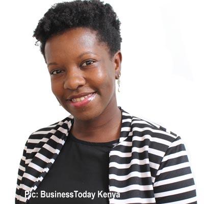 She's 28, she's Kenyan, she's shaking up fintech