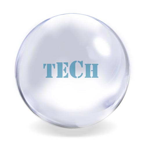 Is another tech bubble brewing?