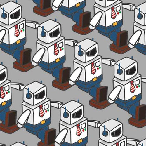 Robopocalypse – heading for your workplace?