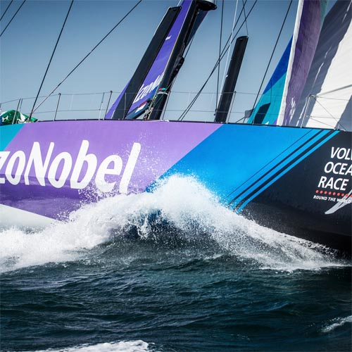Yacht racing goes digital with biometrics