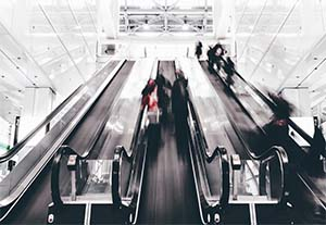 Aisles in the clouds: the changing face of retail