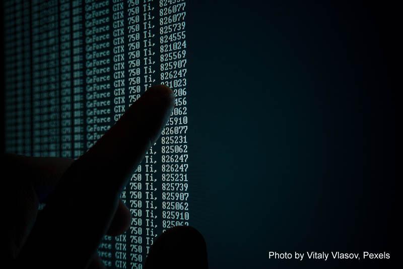 Physical destruction versus secure data erasure