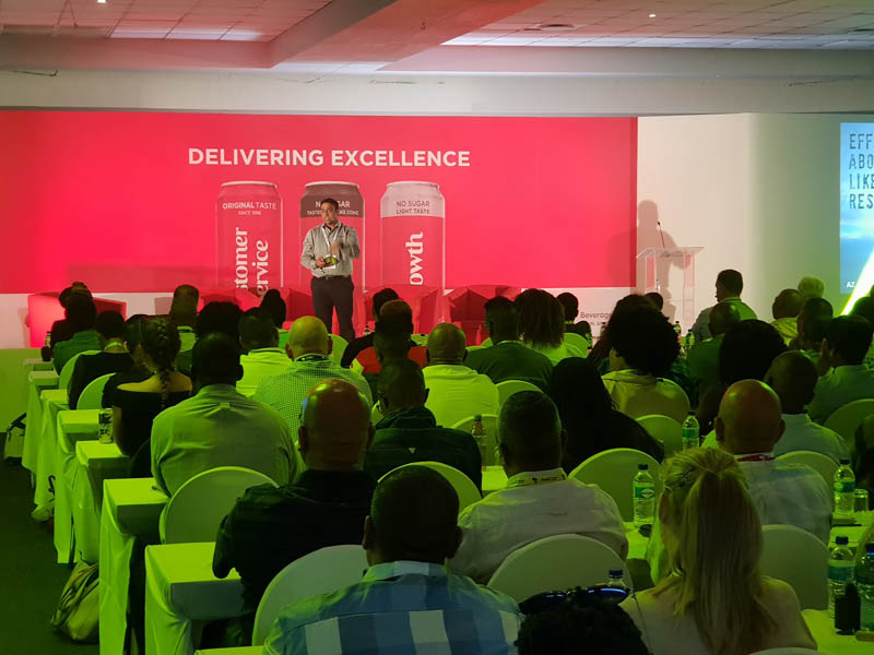 Coca-Cola Beverages SA to transition 106 distributors onto SAP