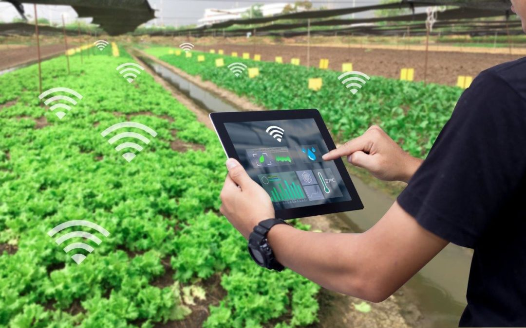 Agri-chemical companies gear up with tech for supply chain tracking