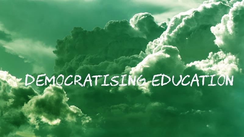 Cloud is key to democratising education in digital age