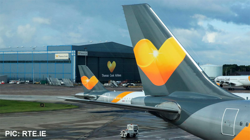 Thomas Cook: How failing to adapt can ground an iconic business