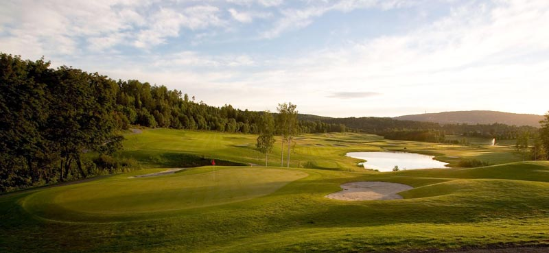 Haga Golf sweet spot: Greenskeeping in the digital age