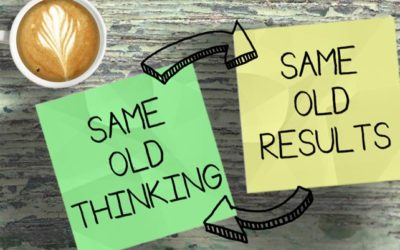 Creating habits is crucial to achieving results during this time