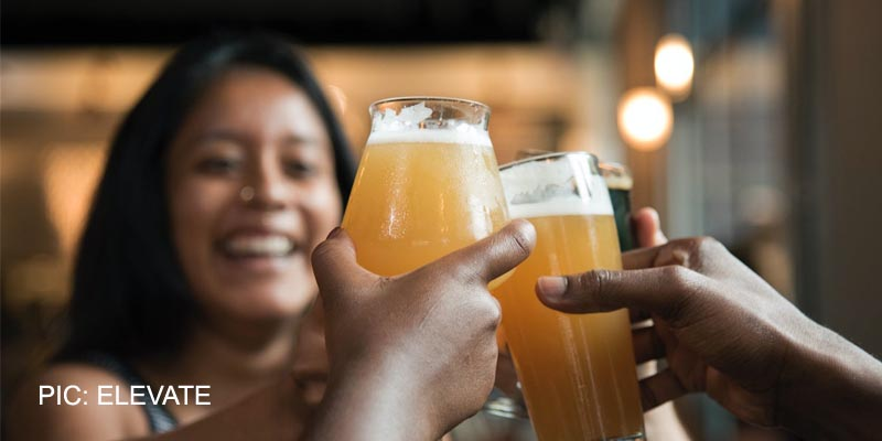 Work from home: Don't crack that beer during working hours…