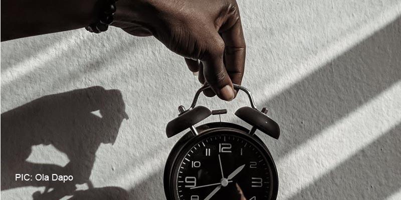 Surest path to success: Slow down, regain balance, make informed decisions