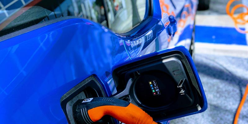 Improved fleet efficiency and reduced costs make EVs the smart choice
