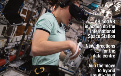 AR and VR in action on the ISS